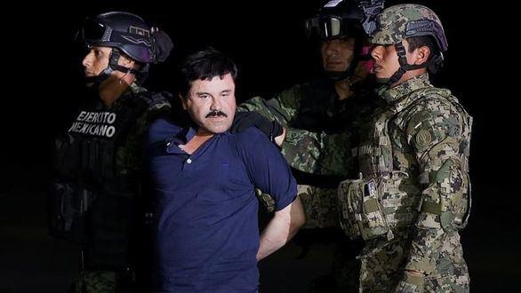 México extradita al Chapo Guzmán a Estados Unidos
