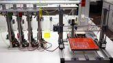 Científicos españoles crean una impresora de piel humana funcional