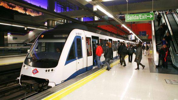 Metro de Madrid: la línea del aeropuerto, cerrada desde este jueves