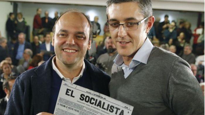 Madina propone un PSOE feminista, de ciudadanía y mayorías