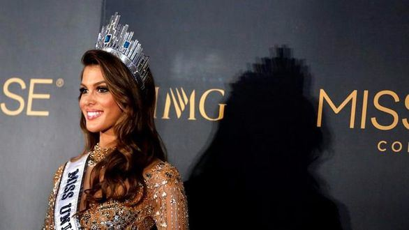 La corona de Miss Universo regresa a Europa con la francesa Iris Mittenaere