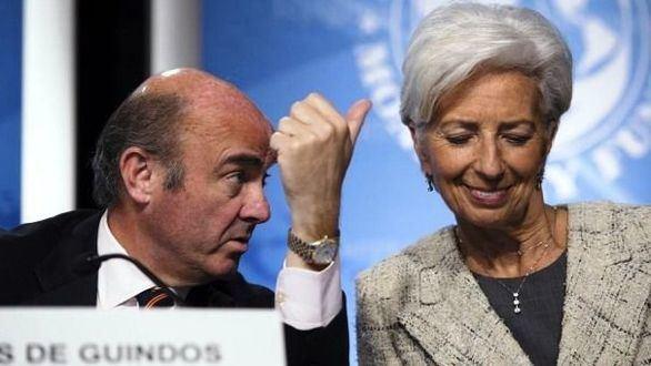 Cal y arena del FMI a España: pide subir el IVA, a pesar de la