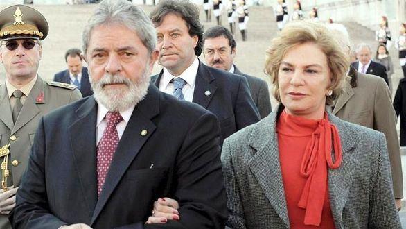 Lula da Silva, viudo: Brasil decreta tres días de luto oficial