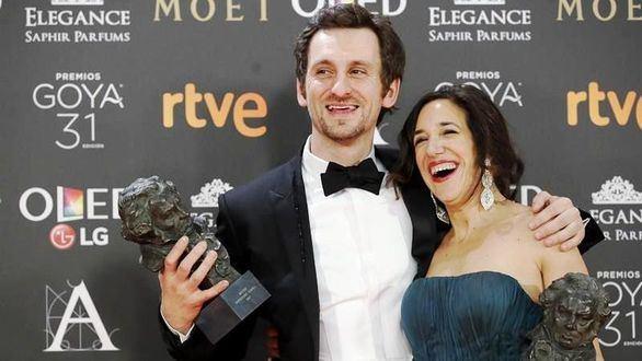 Goya 2017. Los ganadores