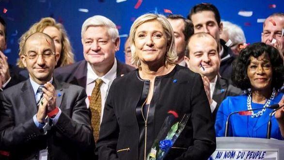 El Brexit y Trump, ejemplos para Marine Le Pen
