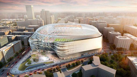 Así serán los nuevos estadios del Real y Atlético de Madrid