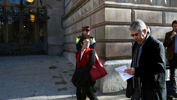 Homs sostuvo ante la Generalidad que el referéndum no era ilegal