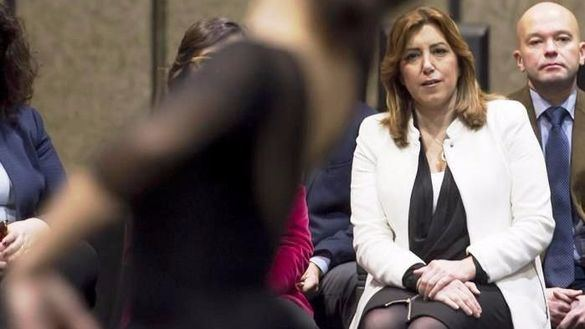 El exsanchista Abel Caballero echa un capote a Susana Díaz en Madrid