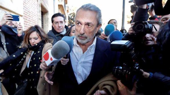 Correa, Crespo y 'El Bigotes', a la cárcel sin fianza por Gürtel