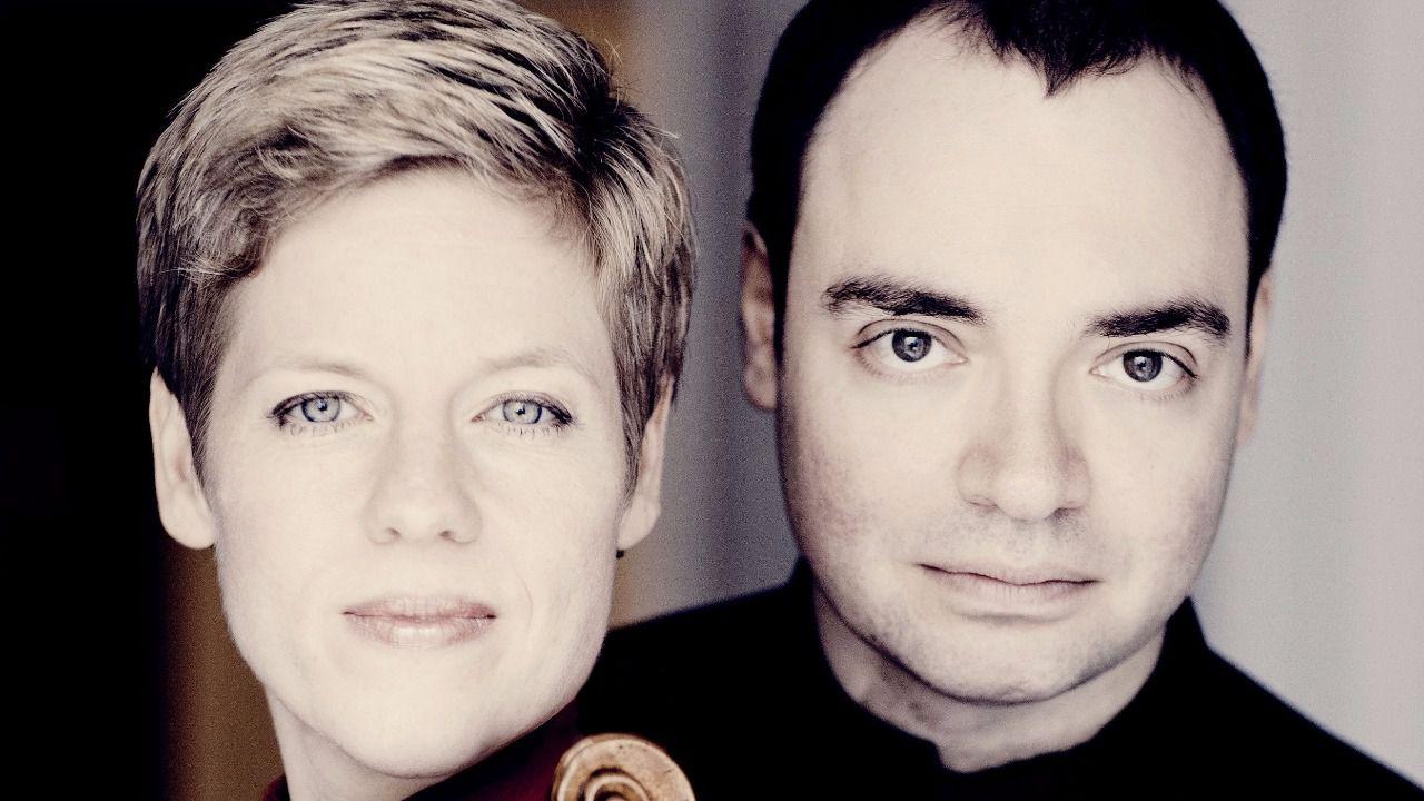 El virtuosismo de Isabelle Faust y Alexander Melnikov llega a Madrid