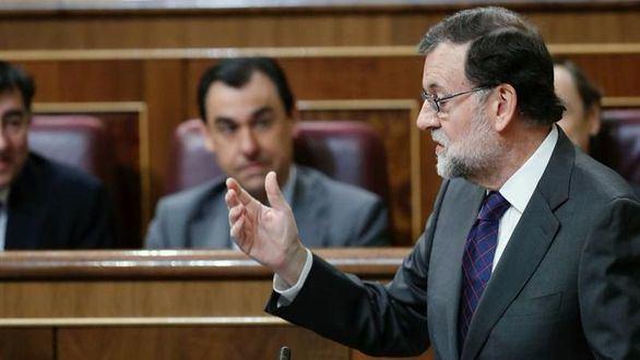 Rajoy, al PSOE: 'Si gobernaran, hubieran hecho lo mismo que yo' con Trump
