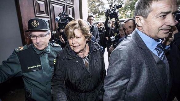 'Caso Gürtel': la exconsejera de Turismo evitará la cárcel si paga 15.000 euros