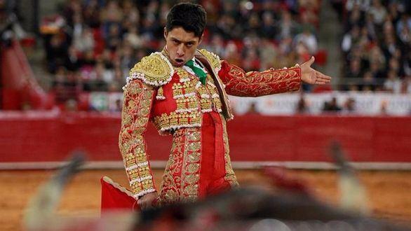 El Toro en México. Sergio Flores se les fue por delante con harta enjundia