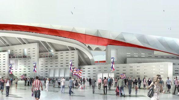 Carmena aplaza de nuevo la apertura del Wanda Metropolitano