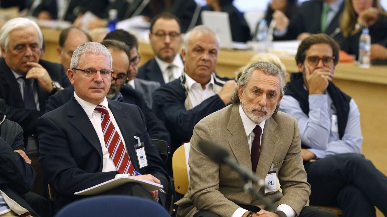 El juicio por Gürtel se reanuda con Crespo y El Bigotes esposados ...