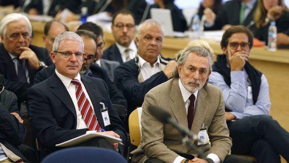 El juicio por Gürtel se reanuda con Crespo y El Bigotes esposados