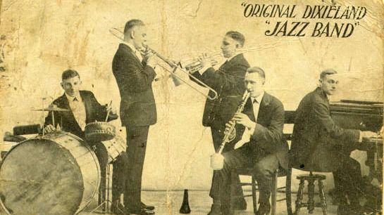 El jazz celebra el centenario de la publicación de su primer disco