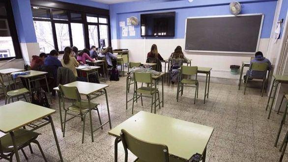 Los sindicatos cifran en el 65% el seguimiento de la huelga educativa