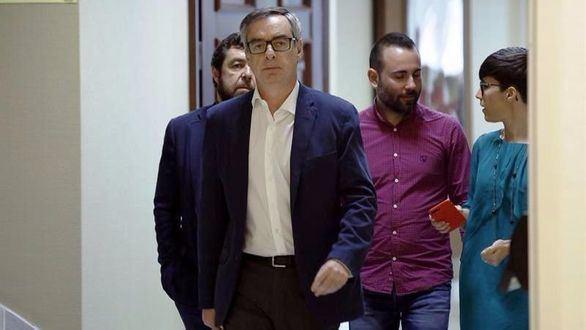 Cs rechaza la exigencia de Podemos para reformar la Constitución