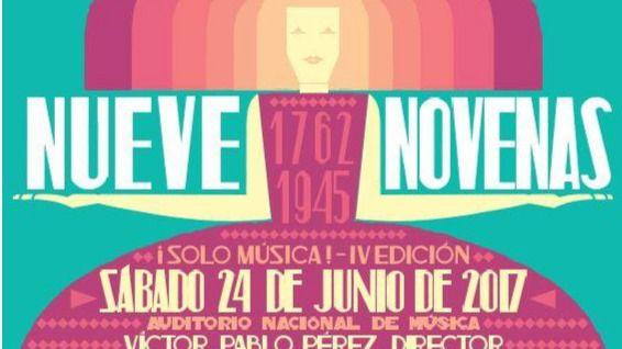 """""""Nueve novenas"""" para celebrar el Día de la Música en el Auditorio Nacional"""