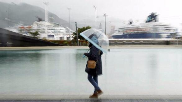 Vuelve el mal tiempo: solo Ceuta se libra de las alertas por frío, lluvia, olas o viento