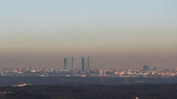 Madrid limitará la velocidad a 70 km/h en su plan contra la contaminación