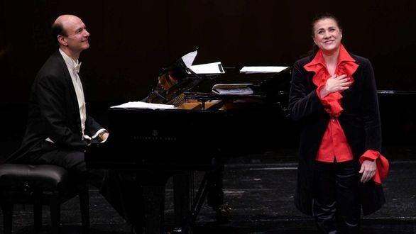 Cecilia Bartoli entusiasma en el Real con su viaje por la música italiana
