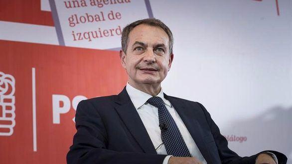 Zapatero ya hace campaña en favor de Susana Díaz