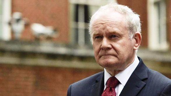 Fallece el histórico dirigente del IRA Martin McGuinness