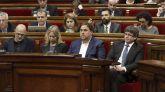 La oposición recurre al TC los presupuestos catalanes soberanistas