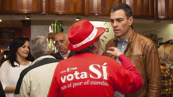 Más lío en el PSOE: el 'crowdfunding' de Sánchez no es legal