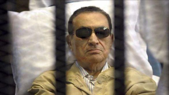 Mubarak en libertad seis años después de la revolución egipcia