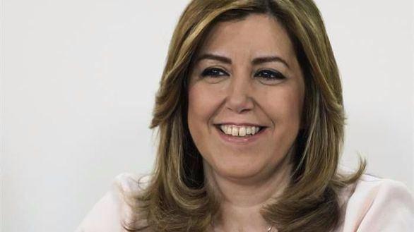 Susana Díaz anuncia oficialmente que será candidata