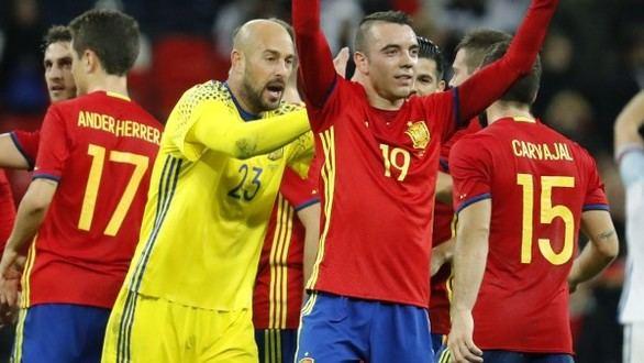 Iago Aspas sustituye a Diego Costa en la lista de Luis Enrique