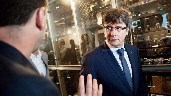 Puigdemont, en Harvard: 'España es un país atrasado'