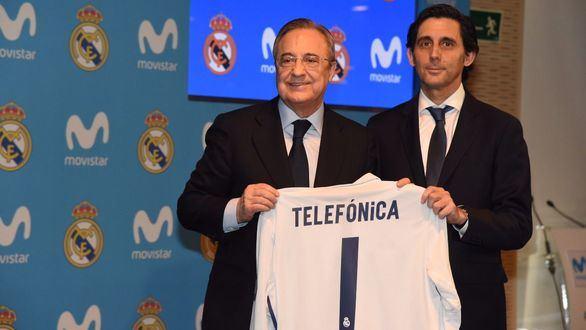 Movistar se convierte en 'Connecting Partner' del Real Madrid