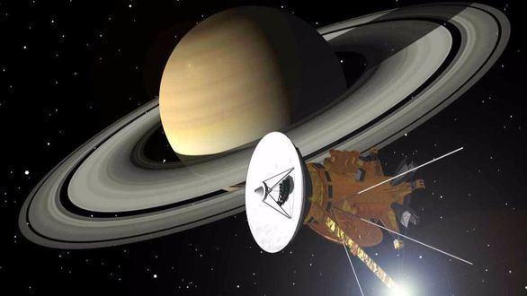 La NASA espera imágenes extraordinarias en la última misión de la nave Cassini