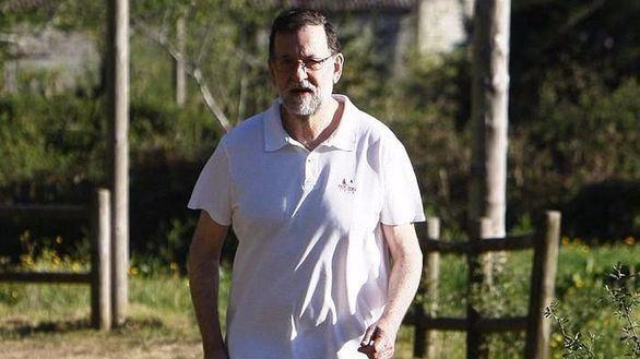 Rajoy ya está de vacaciones
