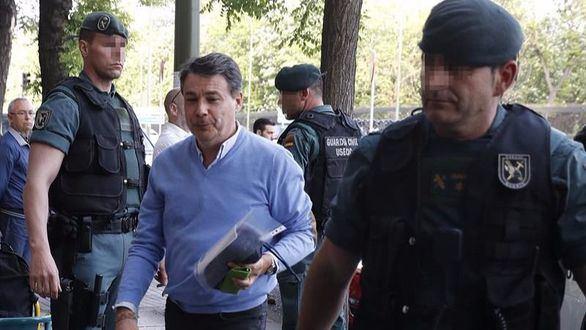 Ignacio González se niega a declarar ante la Guardia Civil