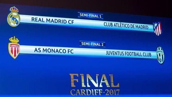 No habrá final madrileña en la Champions