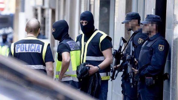 Detenido en Ceuta un español