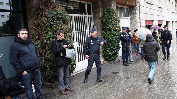 La Policía registra varias casas y despachos de Jordi Pujol y su hijo