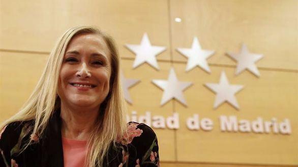 Premios Madrid: Cristina Cifuentes, Raphael y Sergio García, entre los galardonados
