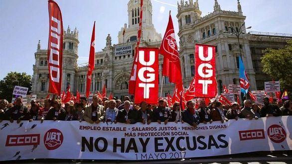 Los sindicatos amenazan con más conflictividad si no hay pacto salarial