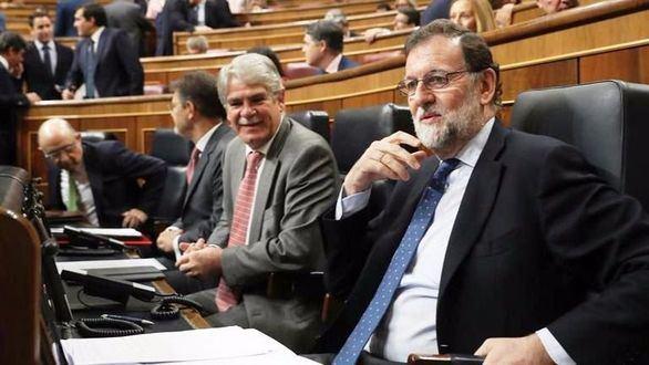 Mariano Rajoy respalda a Manuel Moix