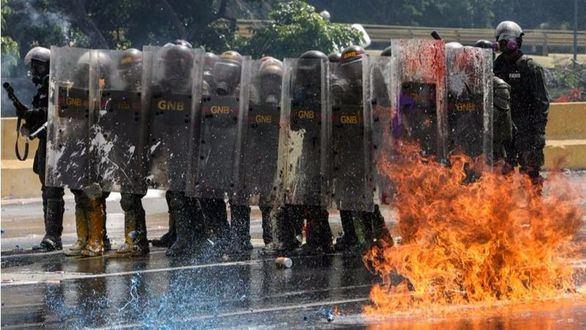 Nueva muerte por arma de fuego en las protestas contra Maduro
