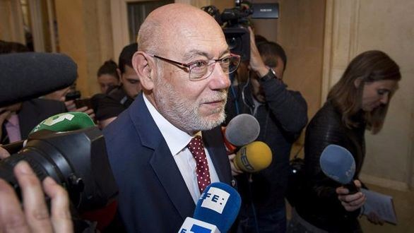 Maza desmiente que los fiscales acusaran a Nieto de filtrar el 'caso Lezo'
