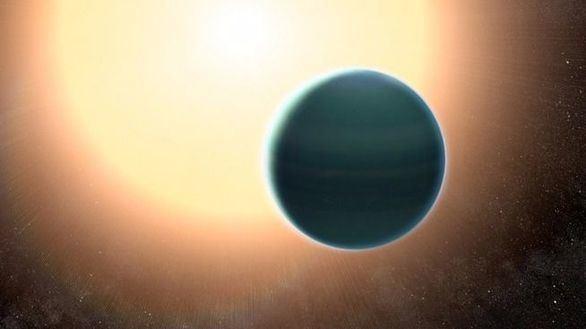 La NASA detecta signos claros de agua en un planeta parecido a Neptuno