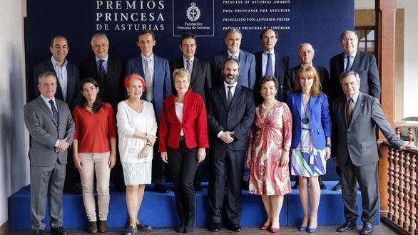 La Hispanic Society of America, Premio Princesa de Asturias de Cooperación