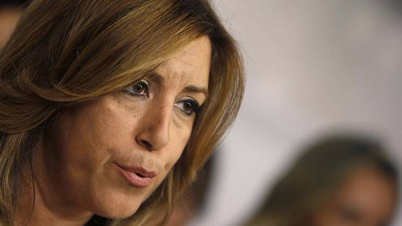 Susana Díaz asume su derrota en las primarias y evita mencionar a Pedro Sánchez